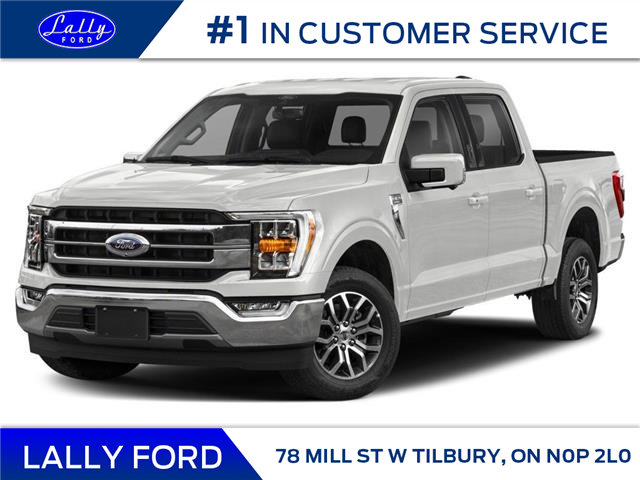 2021 Ford F-150 Lariat (Stk: FF28023) in Tilbury - Image 1 of 9