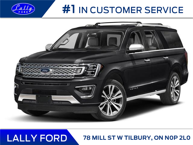 2021 Ford Expedition Max Platinum (Stk: SED7124) in Tilbury - Image 1 of 9
