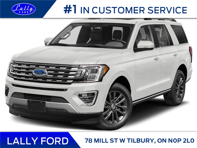 2021 Ford Expedition Limited (Stk: ED28026) in Tilbury - Image 1 of 8