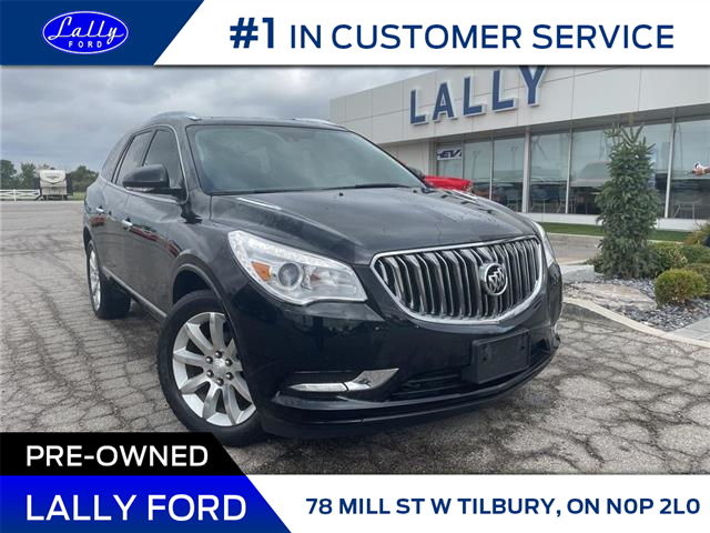 2015 Buick Enclave Premium (Stk: 27912A) in Tilbury - Image 1 of 21