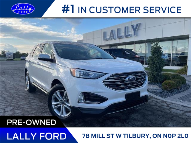 2019 Ford Edge SEL (Stk: 27906A) in Tilbury - Image 1 of 22