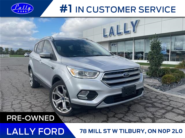 2017 Ford Escape Titanium (Stk: 27937a) in Tilbury - Image 1 of 22