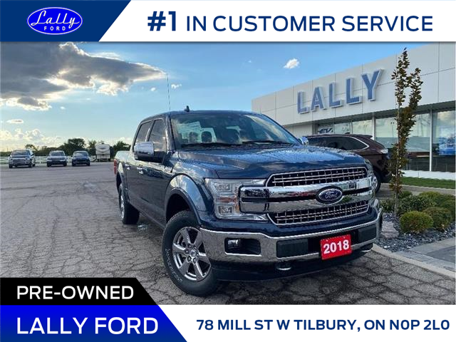 2018 Ford F-150  (Stk: 27680A) in Tilbury - Image 1 of 24