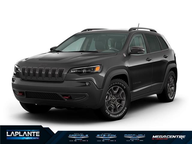 2021 Jeep Cherokee Trailhawk (Stk: ) in Québec - Image 1 of 1