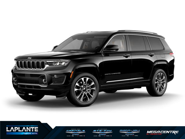 2021 Jeep Grand Cherokee L Overland (Stk: M0548) in Québec - Image 1 of 1