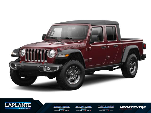 2021 Jeep Gladiator Rubicon (Stk: M0638) in Québec - Image 1 of 1