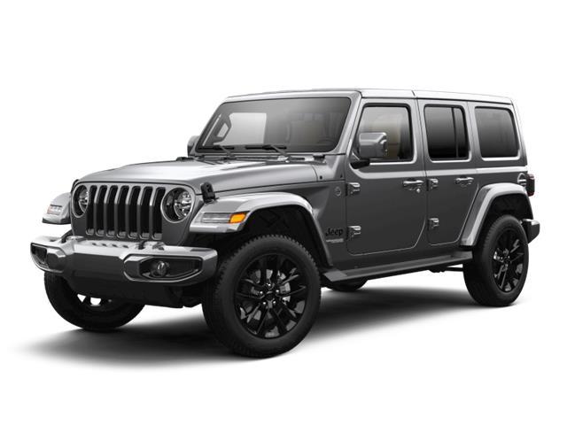 2021 Jeep Wrangler Unlimited Sahara (Stk: M0643) in Québec - Image 1 of 1
