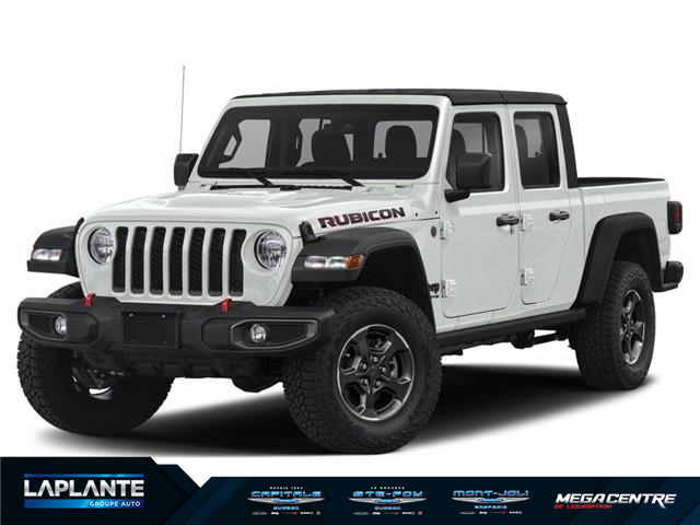 2021 Jeep Gladiator Rubicon (Stk: M0660) in Québec - Image 1 of 9