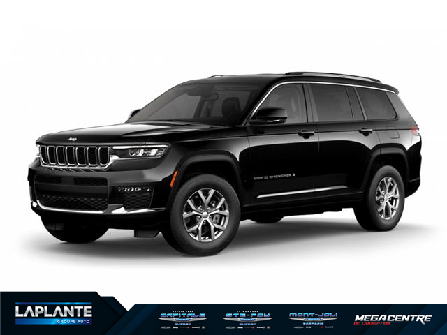 2021 Jeep Grand Cherokee L Limited (Stk: ) in Québec - Image 1 of 1