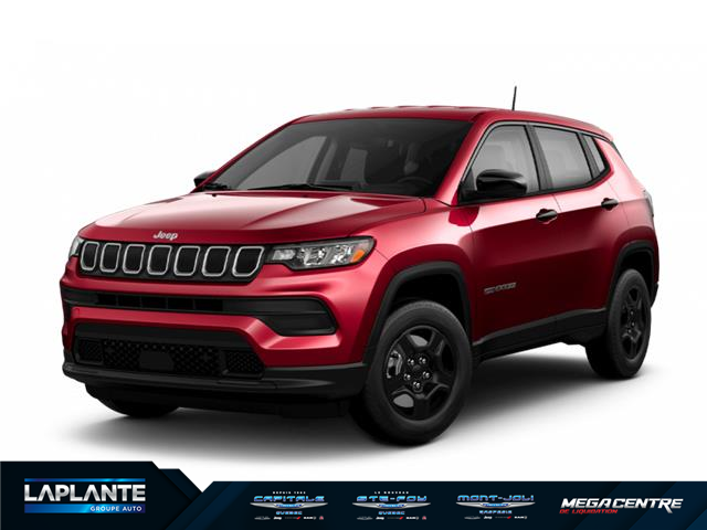 2022 Jeep Compass Sport (Stk: ) in Québec - Image 1 of 1