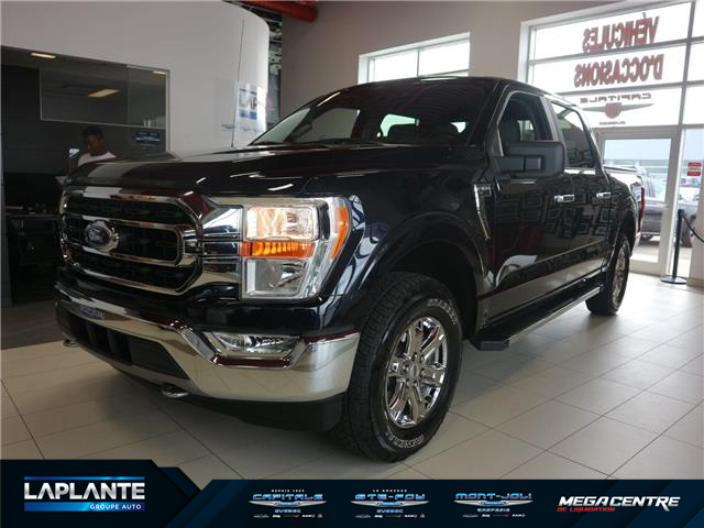 2021 Ford F-150  (Stk: 1124) in Québec - Image 1 of 35