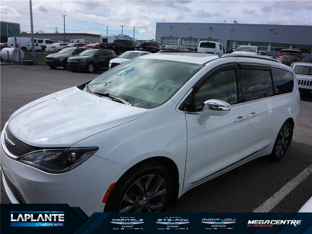 2018 Chrysler Pacifica Limited (Stk: m603a) in Québec - Image 1 of 17
