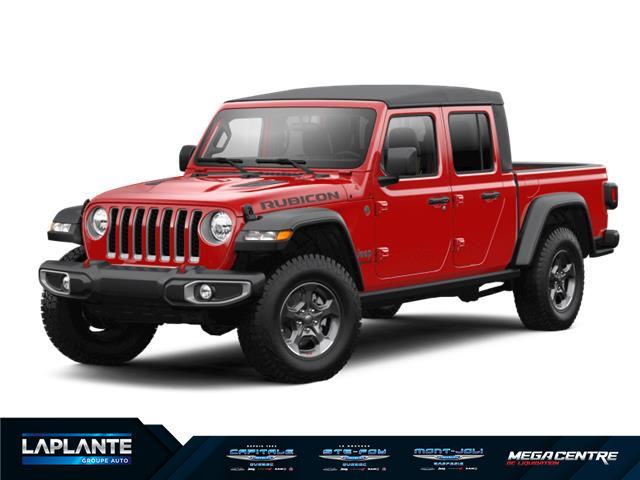 2021 Jeep Gladiator Rubicon (Stk: M0639) in Québec - Image 1 of 1