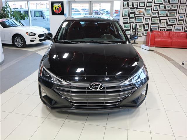 2019 Hyundai Elantra  (Stk: M0566A) in Québec - Image 1 of 11