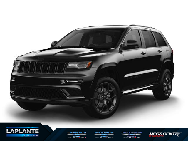 2021 Jeep Grand Cherokee Limited (Stk: ) in Québec - Image 1 of 1