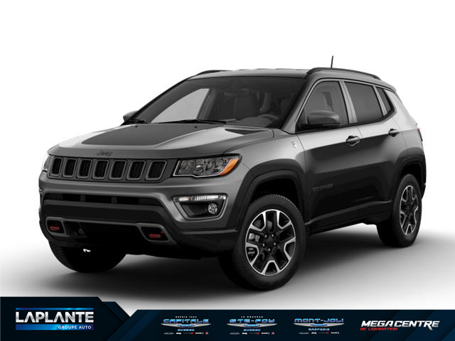 2021 Jeep Compass Trailhawk (Stk: 1M368) in Quebec - Image 1 of 1