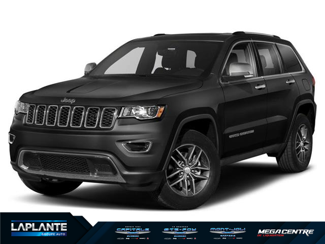 2021 Jeep Grand Cherokee Limited (Stk: 1M367) in Quebec - Image 1 of 9