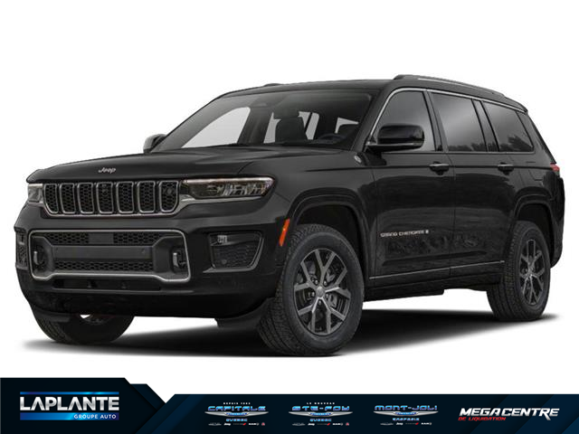 2021 Jeep Grand Cherokee L Summit (Stk: 1M397) in Quebec - Image 1 of 2
