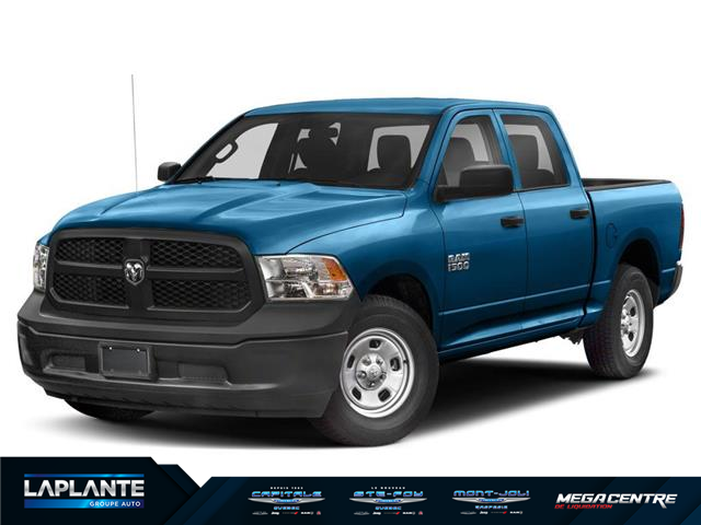 2021 RAM 1500 Classic Tradesman (Stk: 1M383) in Quebec - Image 1 of 9