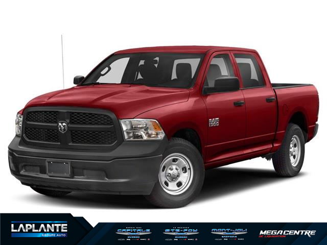 2021 RAM 1500 Classic Tradesman (Stk: 1M387) in Quebec - Image 1 of 9