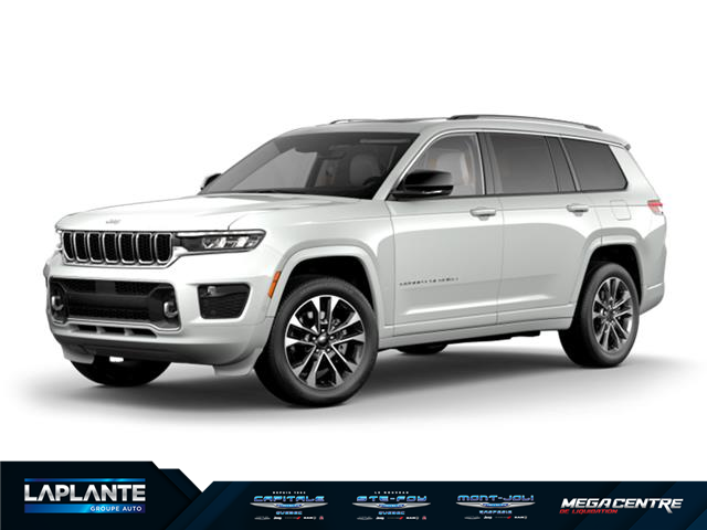 2021 Jeep Grand Cherokee L Overland (Stk: 1M434) in Quebec - Image 1 of 1
