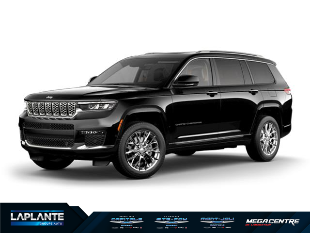 2021 Jeep Grand Cherokee L Summit (Stk: 1M426) in Quebec - Image 1 of 1
