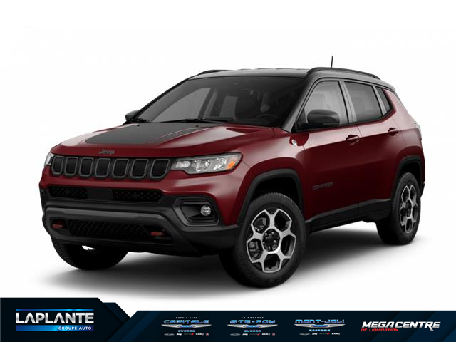 2022 Jeep Compass Trailhawk (Stk: ) in Quebec - Image 1 of 1