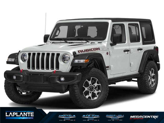 2021 Jeep Wrangler Unlimited Rubicon (Stk: 1M438) in Quebec - Image 1 of 9