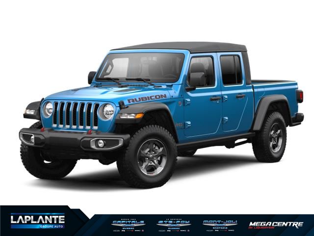 2021 Jeep Gladiator Rubicon (Stk: ) in Quebec - Image 1 of 1