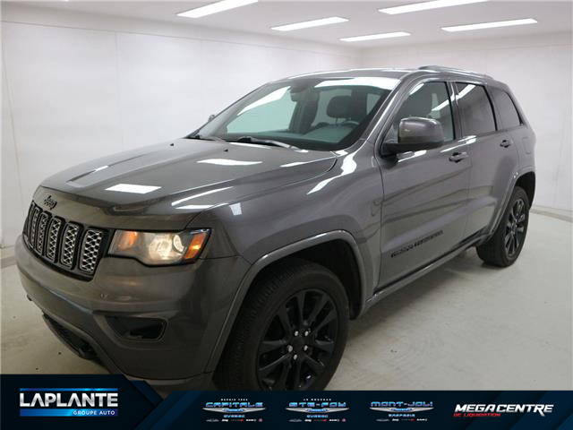 2019 Jeep Grand Cherokee Laredo (Stk: 1M322A) in Quebec - Image 1 of 16