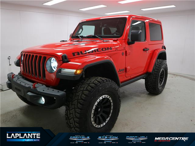 2018 Jeep Wrangler Rubicon (Stk: 1M341A) in Quebec - Image 1 of 30