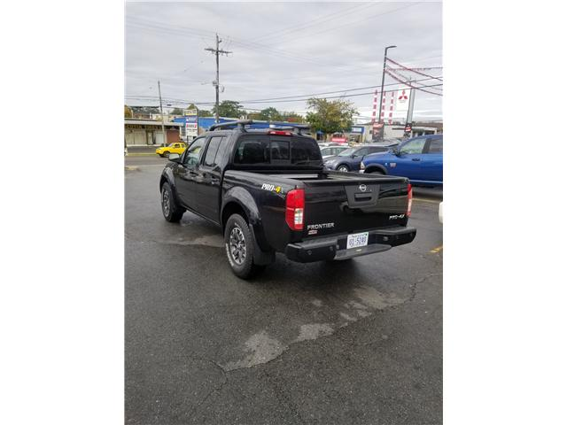 2018 Nissan Frontier PRO-4X Crew Cab 6MT 4WD (Stk: p18-193) in Dartmouth - Image 2 of 13