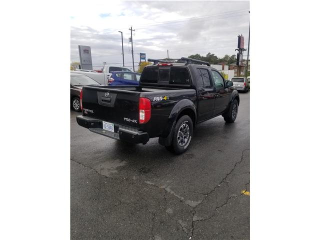 2018 Nissan Frontier PRO-4X Crew Cab 6MT 4WD (Stk: p18-193) in Dartmouth - Image 4 of 13