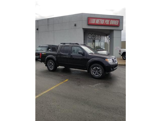 2018 Nissan Frontier PRO-4X Crew Cab 6MT 4WD (Stk: p18-193) in Dartmouth - Image 6 of 13