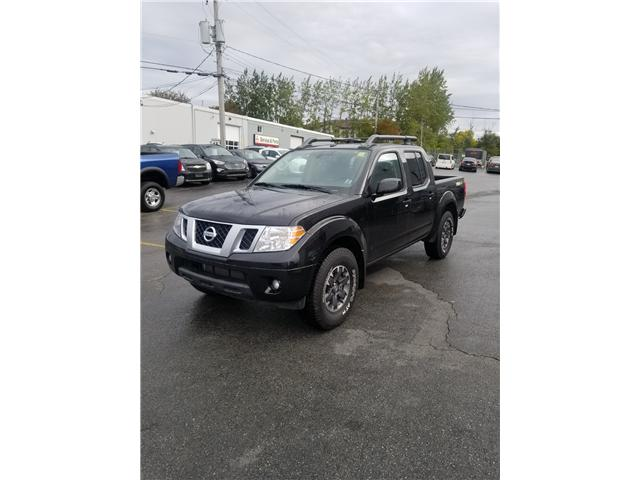 2018 Nissan Frontier PRO-4X Crew Cab 6MT 4WD (Stk: p18-193) in Dartmouth - Image 1 of 13