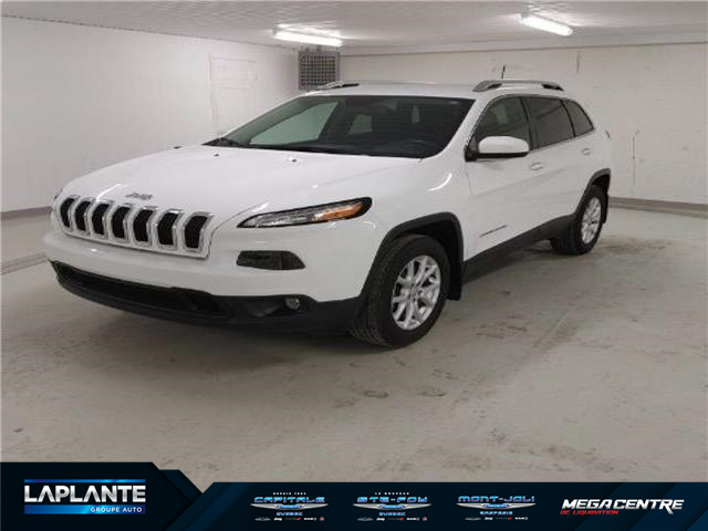 2018 Jeep Cherokee North (Stk: 19260A) in Rawdon - Image 1 of 9