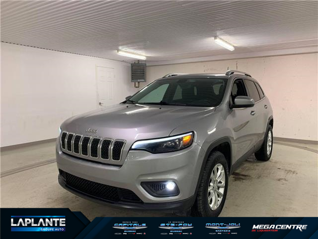 2019 Jeep Cherokee North (Stk: 21021a) in Rawdon - Image 1 of 16