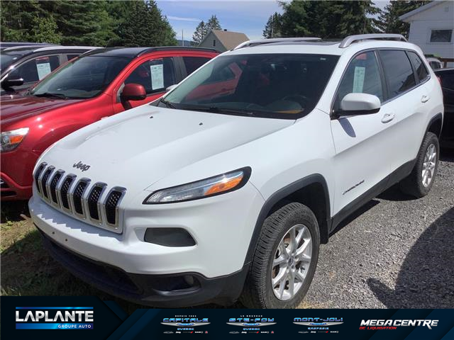 2014 Jeep Cherokee North (Stk: 658) in Shannon - Image 1 of 11