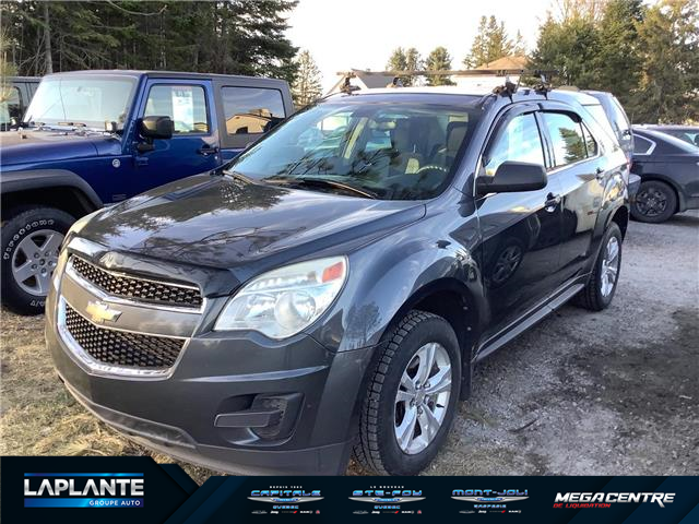 2011 Chevrolet Equinox LS (Stk: 1M059C) in Shannon - Image 1 of 6