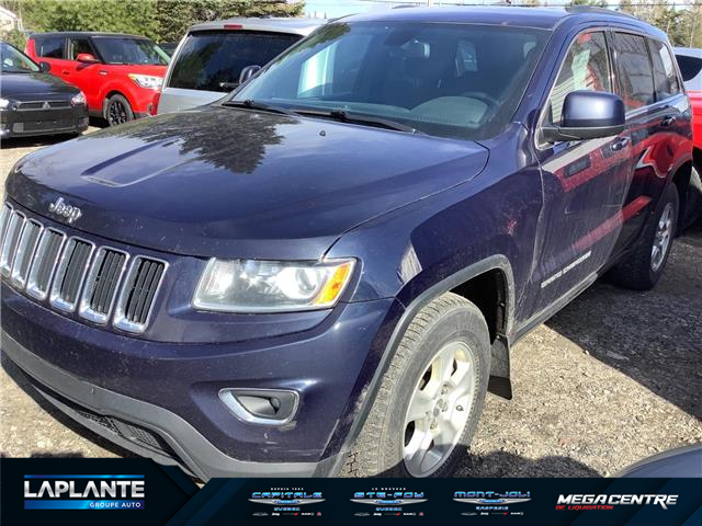 2014 Jeep Grand Cherokee Laredo (Stk: 1M214A) in Shannon - Image 1 of 2