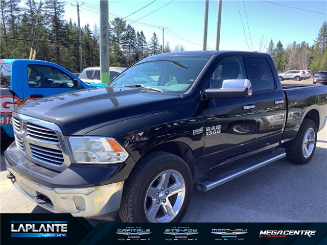 2017 RAM 1500 SLT (Stk: M0313A) in Shannon - Image 1 of 9