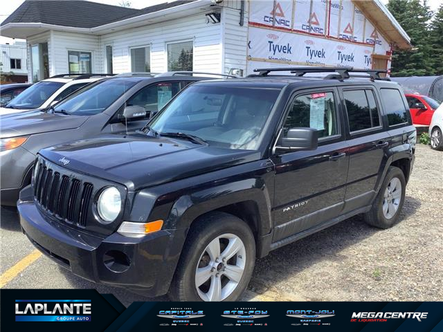 2011 Jeep Patriot  (Stk: 455W) in Shannon - Image 1 of 6
