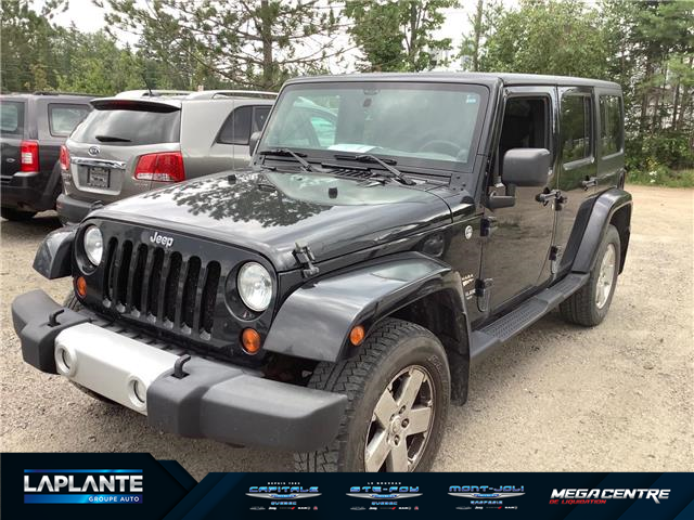2012 Jeep Wrangler Unlimited Sahara (Stk: 1M271A) in Shannon - Image 1 of 5