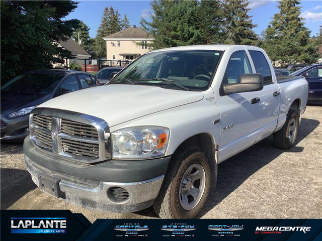 2008 Dodge Ram 1500  (Stk: M0529A) in Shannon - Image 1 of 7