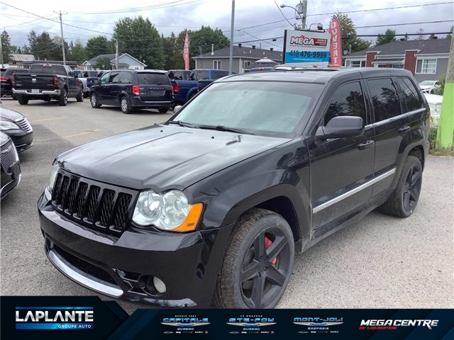2010 Jeep Grand Cherokee SRT8 (Stk: M0492B) in Shannon - Image 1 of 6