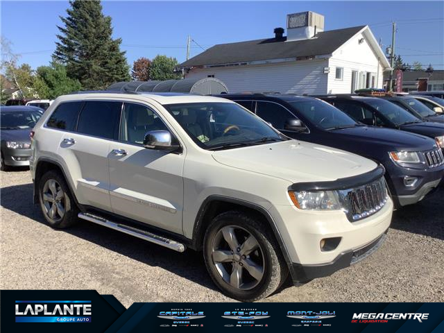 2011 Jeep Grand Cherokee Overland (Stk: 880V) in Shannon - Image 1 of 4