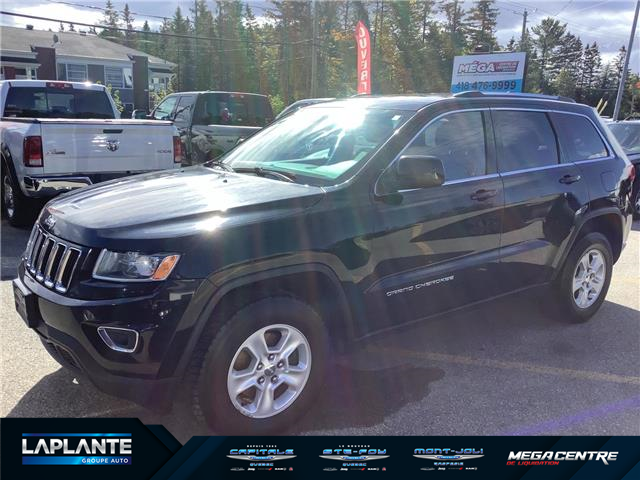 2014 Jeep Grand Cherokee Laredo (Stk: M0552A) in Shannon - Image 1 of 9