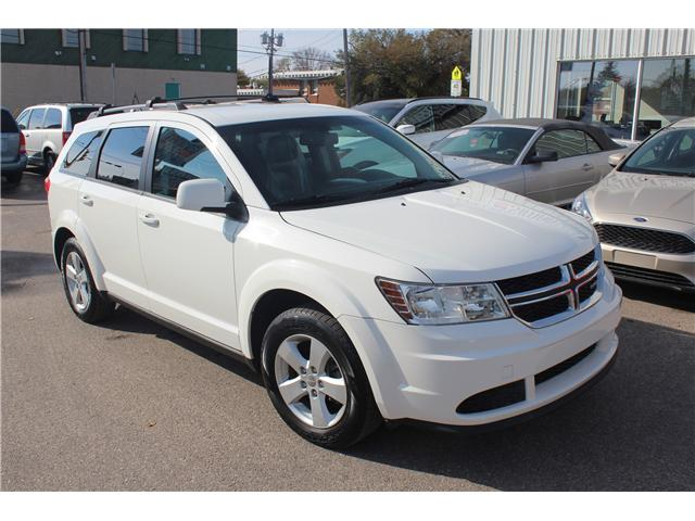 2012 Dodge Journey CVP/SE Plus (Stk: P1536) in Regina - Image 1 of 13