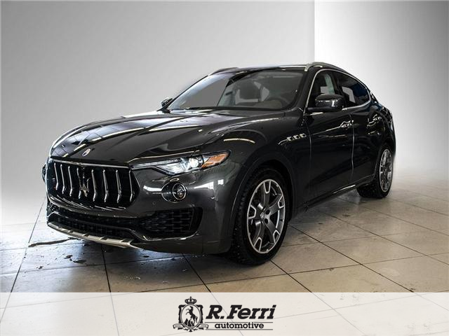 2017 Maserati Levante SQ4 (Stk: 811MC) in Calgary - Image 1 of 17