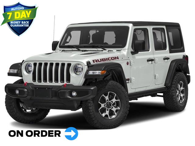 2021 Jeep Wrangler Unlimited Rubicon (Stk: ) in Barrie - Image 1 of 9